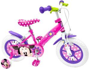 Fahrrad 12 Zoll Minnie-Edition